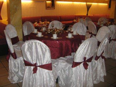 Célèbre DECORATION BLANC ET BORDEAUX - Blog de AMBIANCE--MARIAGE WG18
