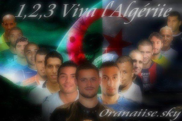 Tahia l'Algériie
