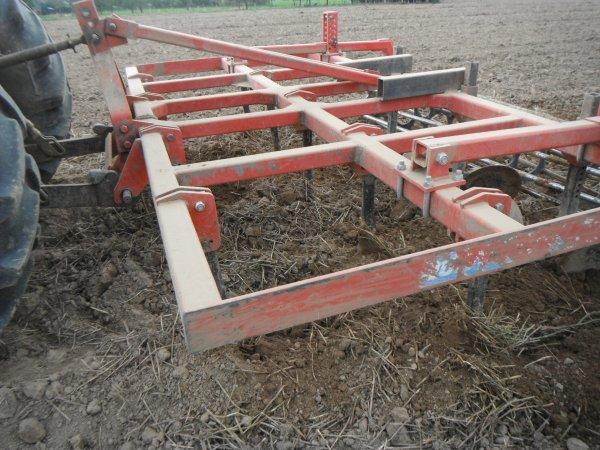 preparation des terre pour semis de colza 2011