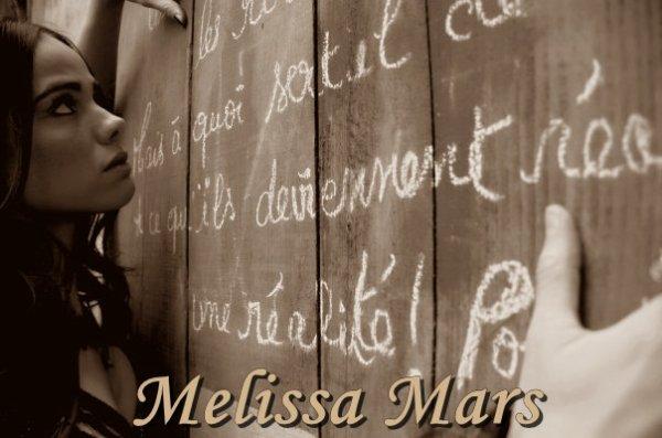 Photoshoot Melissa Mars