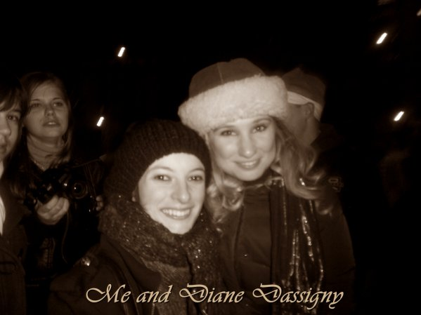 Me and Diane Dassigny