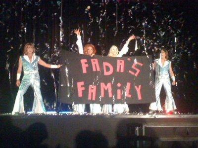 La fada's family