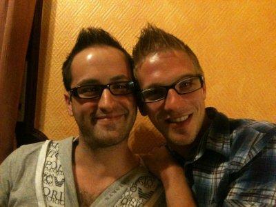 <3  Laurent et Damien  <3