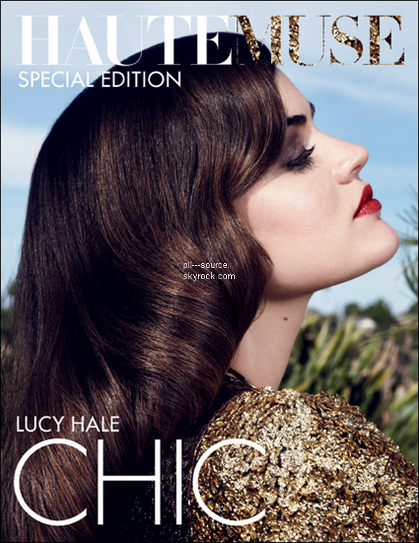 Lucy For Haute Muse