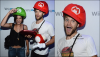 Keegan Allen at the Nintendo Hosts Wii U Experience