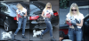 24/11 Ashley s'est rendu a l'hotel London avec son chien