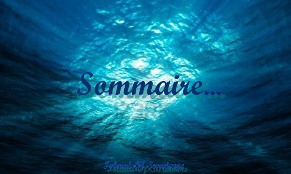 Sommaire...