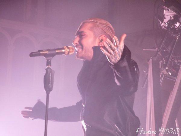 Dream Machine Tour - Amsterdam- 19/03/17