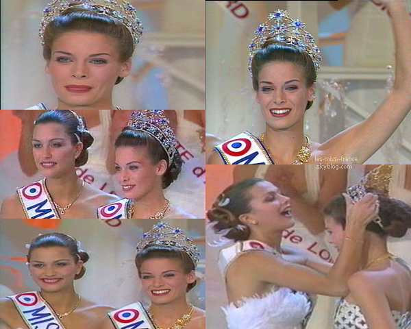Miss france 1996
