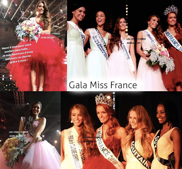 Découvrez des photos de l'élection de Miss France 2018, des coulisses, des miss