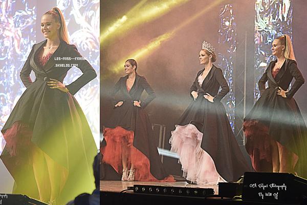 Miss Alsace 2018 est Léa Reboul
