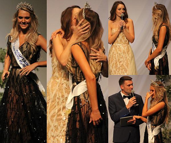 Miss Aquitaine 2018 est Carla Bonesso