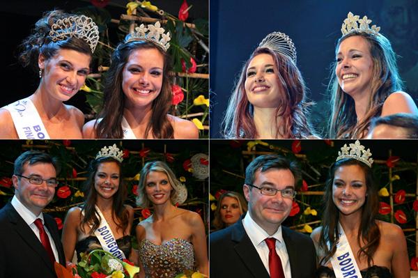 4. Marine Lorphelin élue Miss Bourgogne 2012
