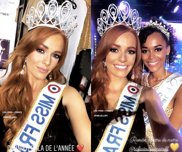 Miss Champagne Ardennes 2018 est Pamela Texier