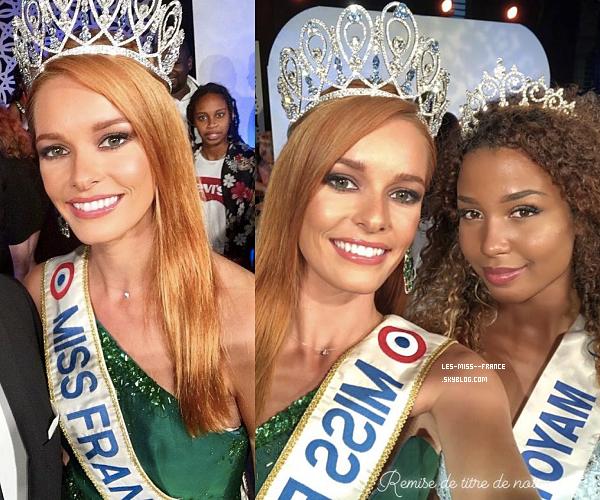 Miss Mayotte 2018 est Ousna Attoumani