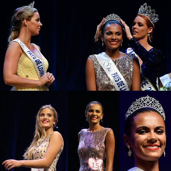 Miss Pays de Loire 2018 est Diane Le Roux