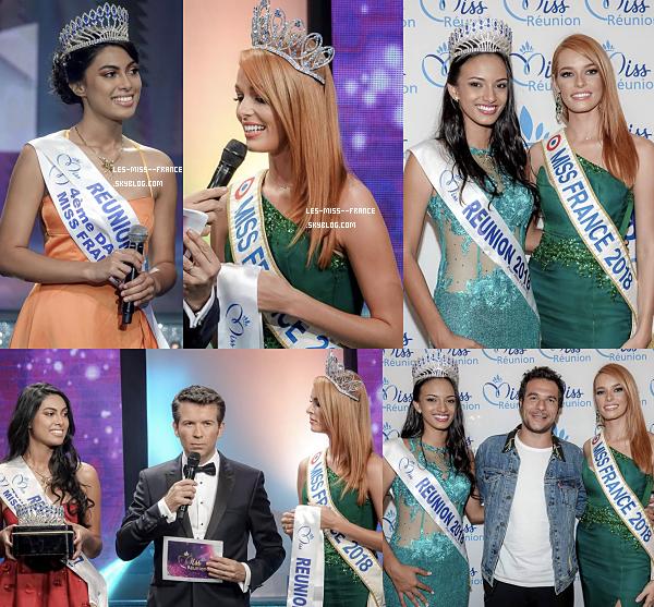 Miss Réunion 2018 est Morgane Soucramanien