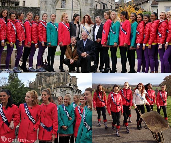 Pour l'anniversaire de Sophie Garénaux, Miss Nord pas de Calais