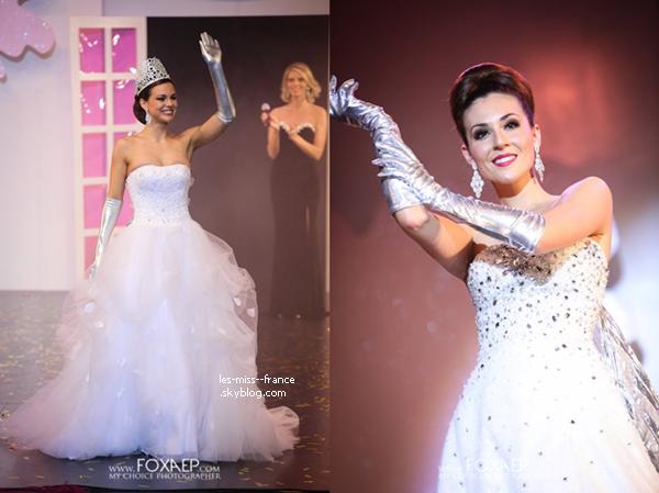 ELECTION -- Le show Miss France 2013 commence avec l'élection de Miss Haute-Saône 2013.