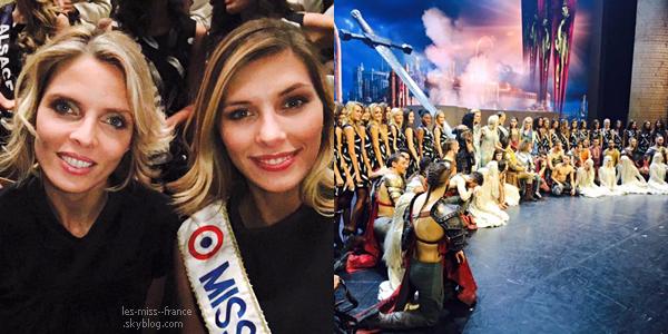 12 Déc. 2015 | Camille à rejoint des amis à Lille notamment Adeline Legris et Rachel Legrand-Trapani.