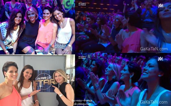 """TÉLÉVISION -- Valérie Bègues, est dans l'émission """"Un air de Star"""" sur M6."""
