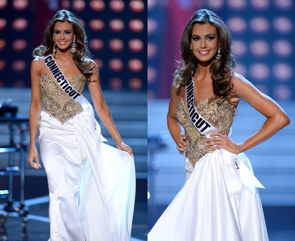 Miss USA 2013 est Miss Connecticut !