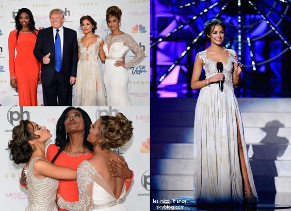 Miss USA 2013 est Miss Connecticut !