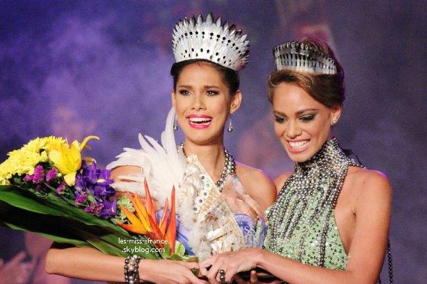 Miss Tahiti 2013 est Mehiata Riaria