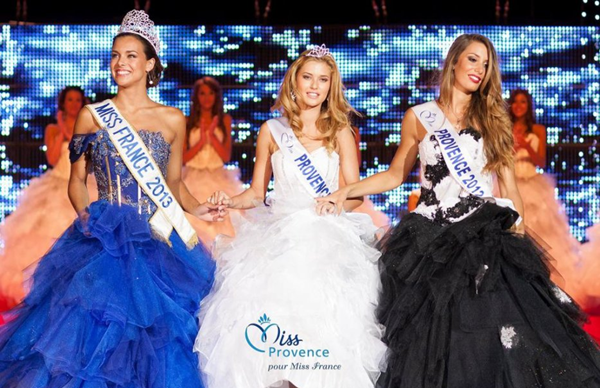 Miss Provence 2013 est Laëtizia Giovanelli-Penmellen