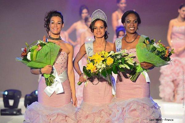 Miss Nouvelle-Calédonie 2013 est  Agnès Latchimy