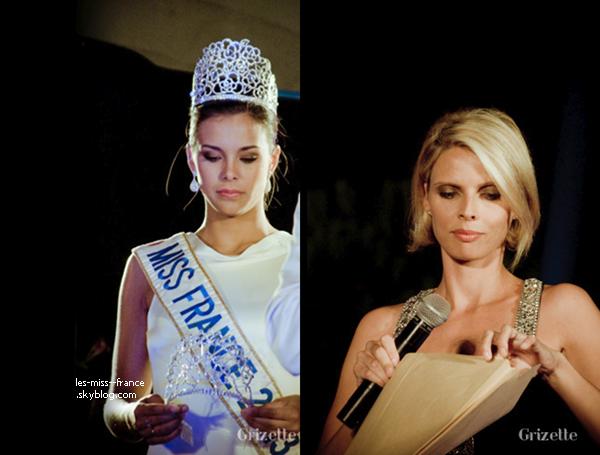 Miss Languedoc 2013 est Anaïs Franchini