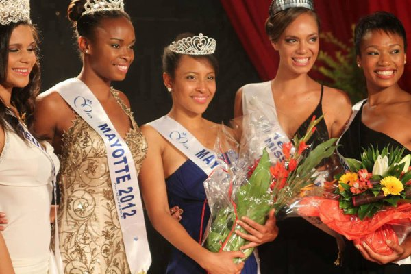 Miss Mayotte 2013 est Daniati Yves