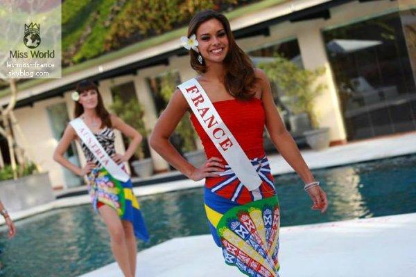 PRÉPARATION -- Jour 7 et 8 : Marine est toujours en préparation pour Miss Monde.