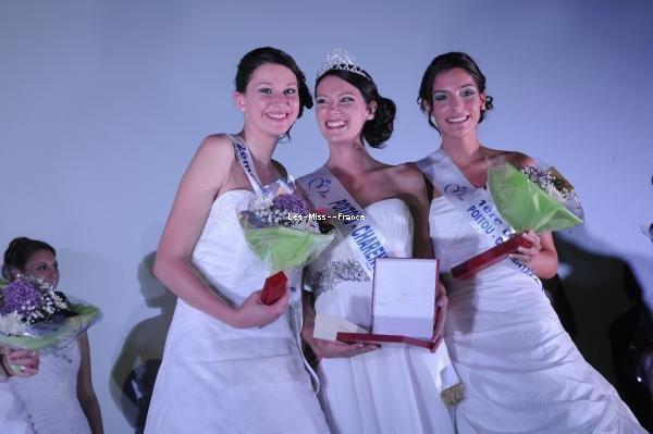 Miss Poitou-Charentes 2013 est Laura Pierre