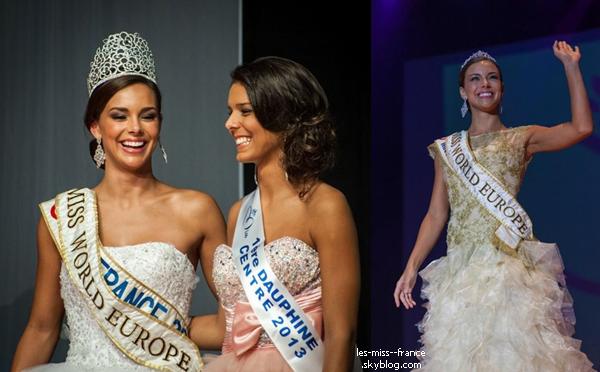 Miss Centre 2013 est Laure Moreau
