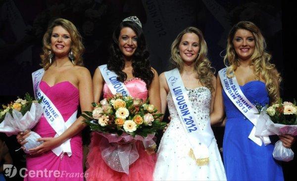 Miss Limousin 2013 est Caroline Dubreuil