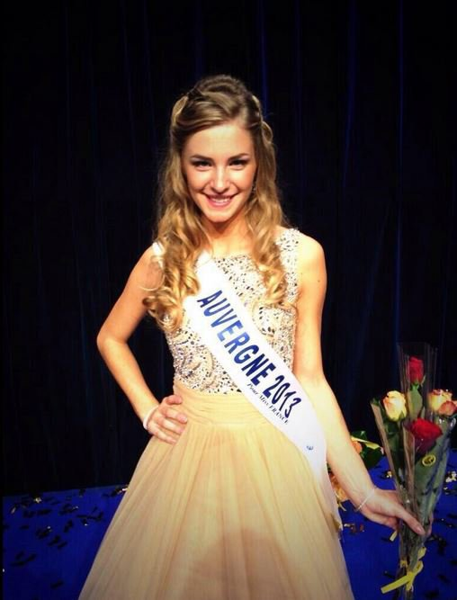 Miss Auvergne 2013 est Camille Blond