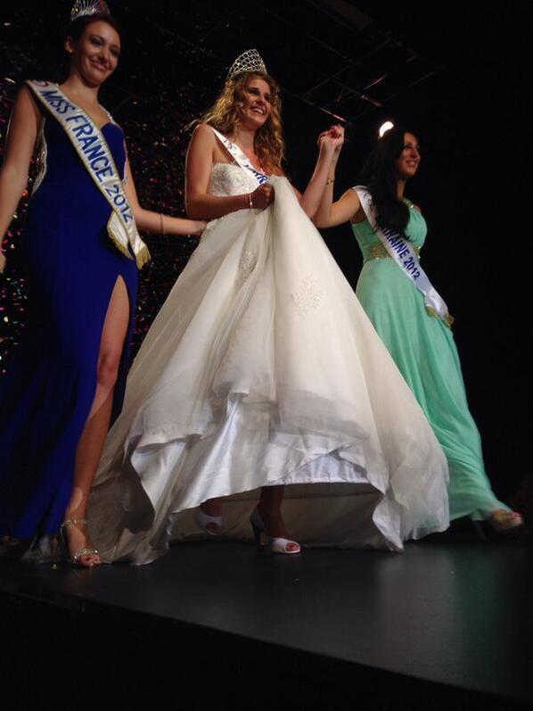 Miss Lorraine 2013 est Charline Keck