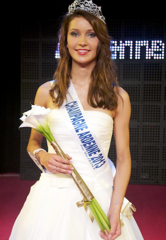 Miss Champagne-Ardenne 2013 est Louise Bataille