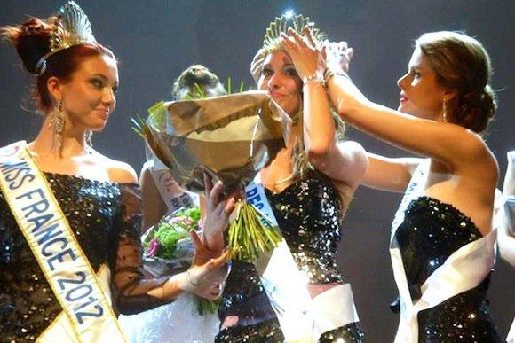 Miss Rhône Alpes 2013 est  Mylène Angelier