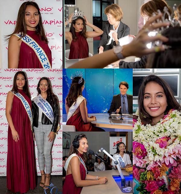 22 Août 2019 | Vaimalama est actuellement à la Réunion