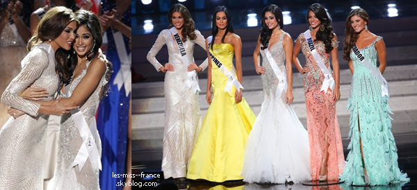 Miss Univers 2013 est Miss Venezuela !