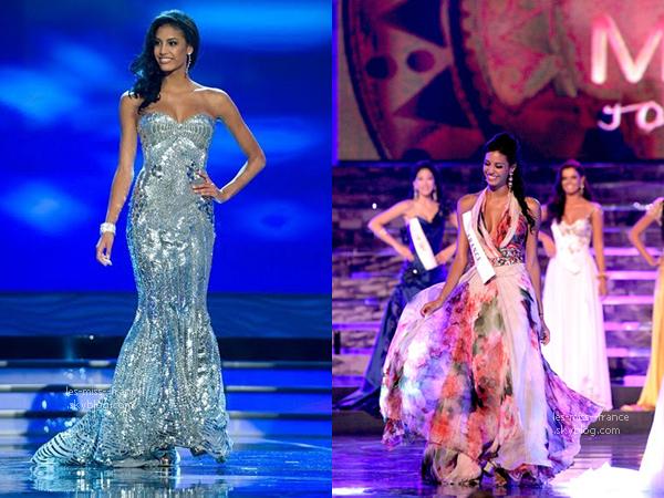 CONCOURS -- Un bilan récapitulatif sur nos française à Miss Univers et Miss Monde depuis 2009