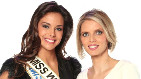 Interview de Marine Lorphelin, Miss France 2013 et 1° dauphine de Miss Monde