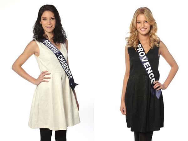 Partie 2 | Découvrez le portrait de 17 nouvelles candidates à Miss France 2014 !