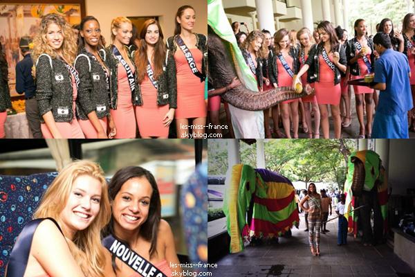 16 Novem. 2013 | Voyage de préparation au Sri Lanka