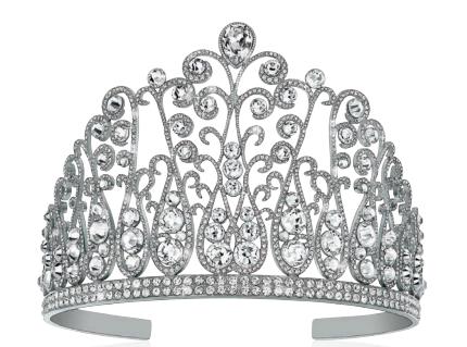D couvrez la couronne de miss france 2014 miss france - Couronne princesse disney ...