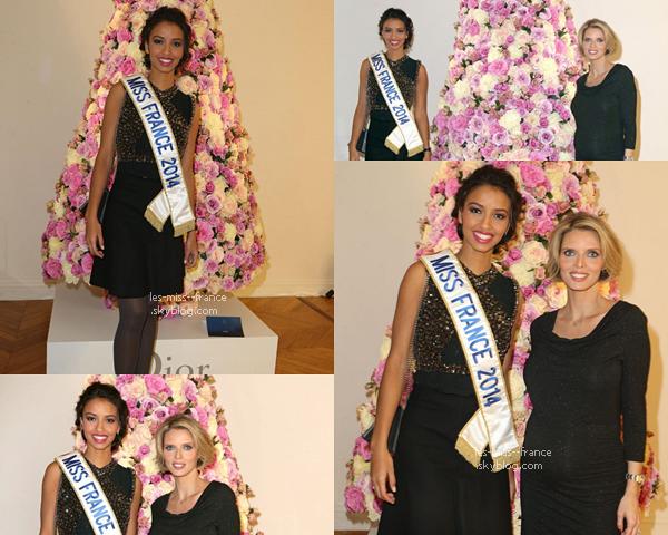 09 Déc. 2013   Flora participait à la vente aux enchères des Sapins de Noël des Créateurs 2013 organisée à l'Hôtel Salomon de Rotschild à Paris.