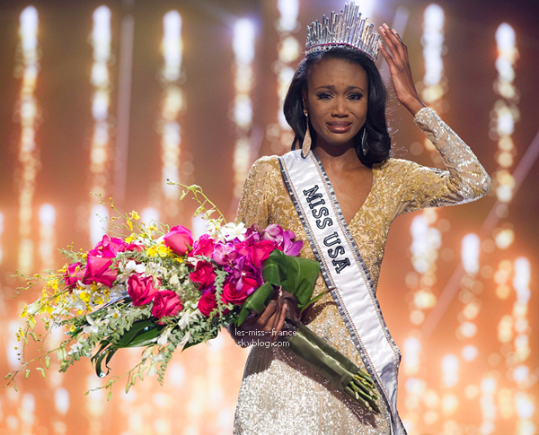 Miss USA 2016 est Miss District of Columbia