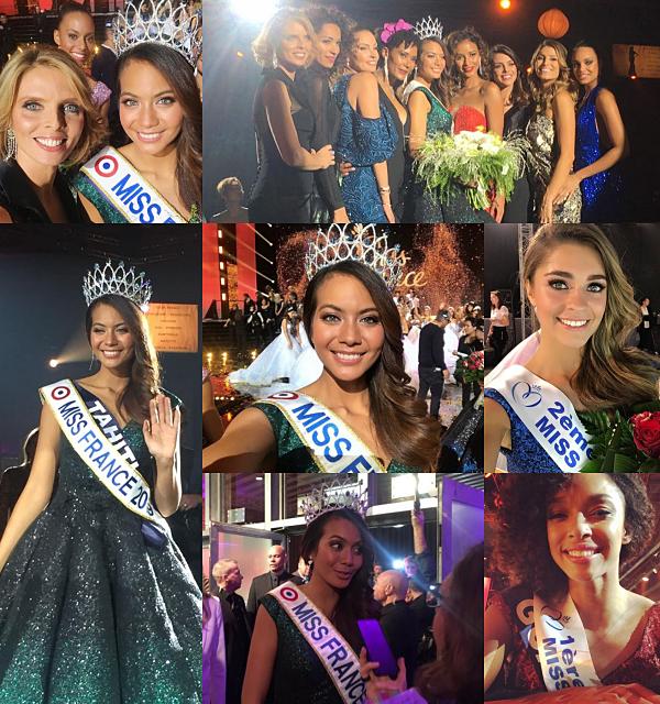 Découvrez des photos de l'élection de Miss France 2019, des coulisses, des miss